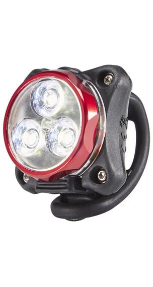 Lezyne Zecto Drive Frontlicht rot-glänzend